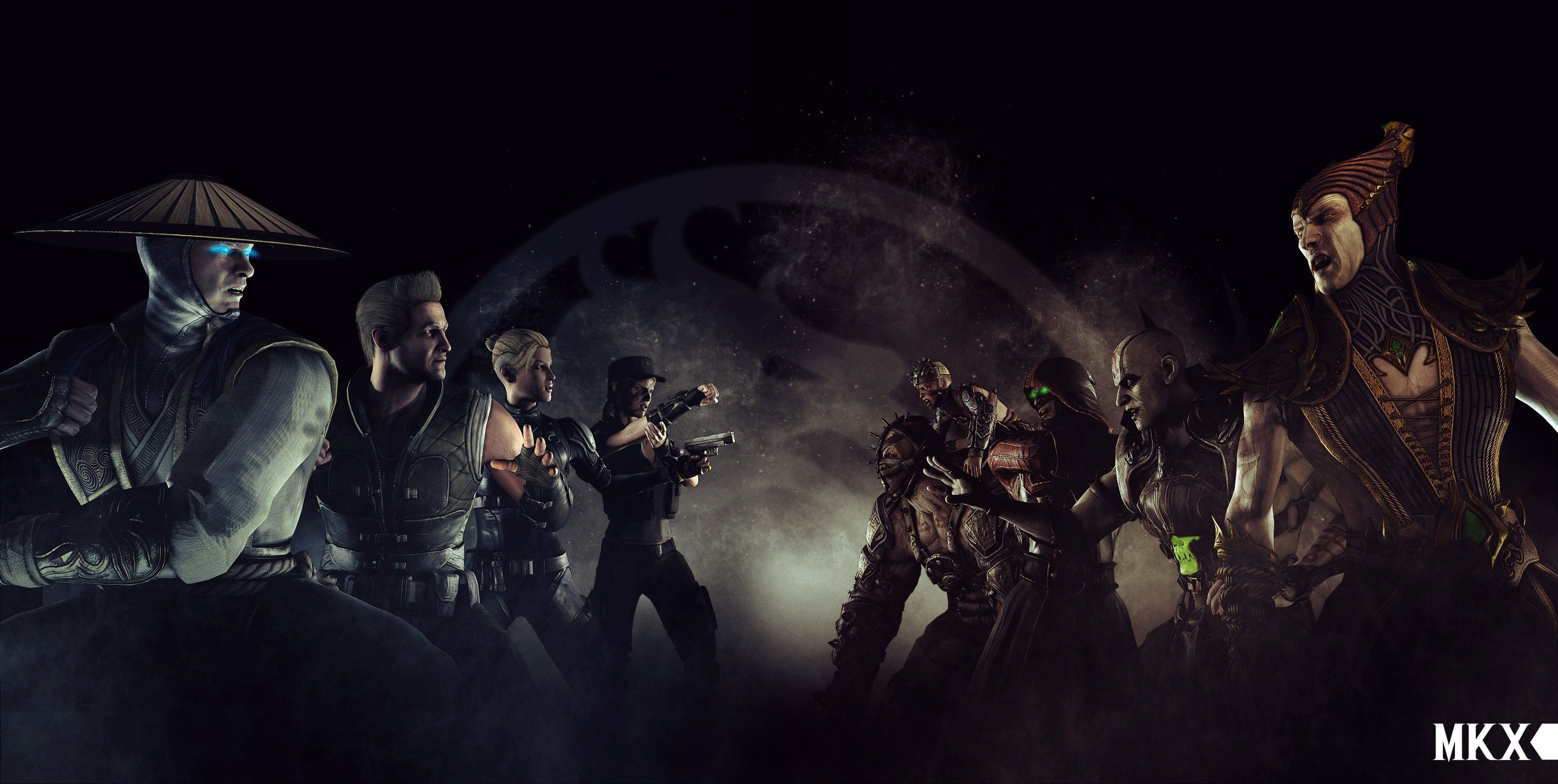 3840x1933 Mortal Kombat X 4k Cool Wallpaper Pc Papel De Parede