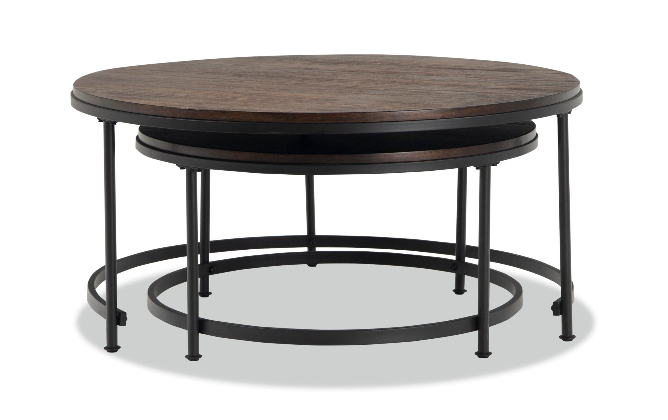 Hunter Nesting Coffee Tables In 2021 Nesting Coffee Tables Coffee Table Coffee Table Setting [ 1467 x 2336 Pixel ]