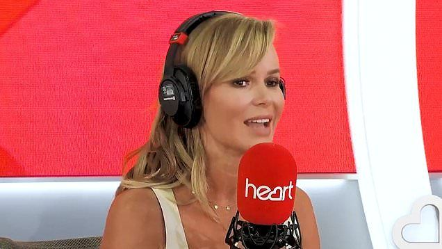 Amanda Holden admits she would pose nude for Playboy if