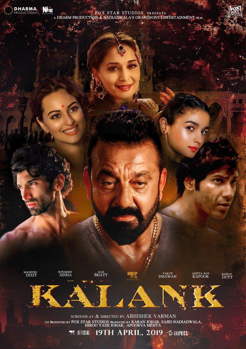 Kalank 2019 Bollywood Movies Latest Bollywood Movies Hindi Movies