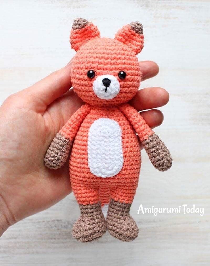 Pin by Юлия Касянчук on Amigurumi | Pinterest | Amigurumi, Crocheted ...