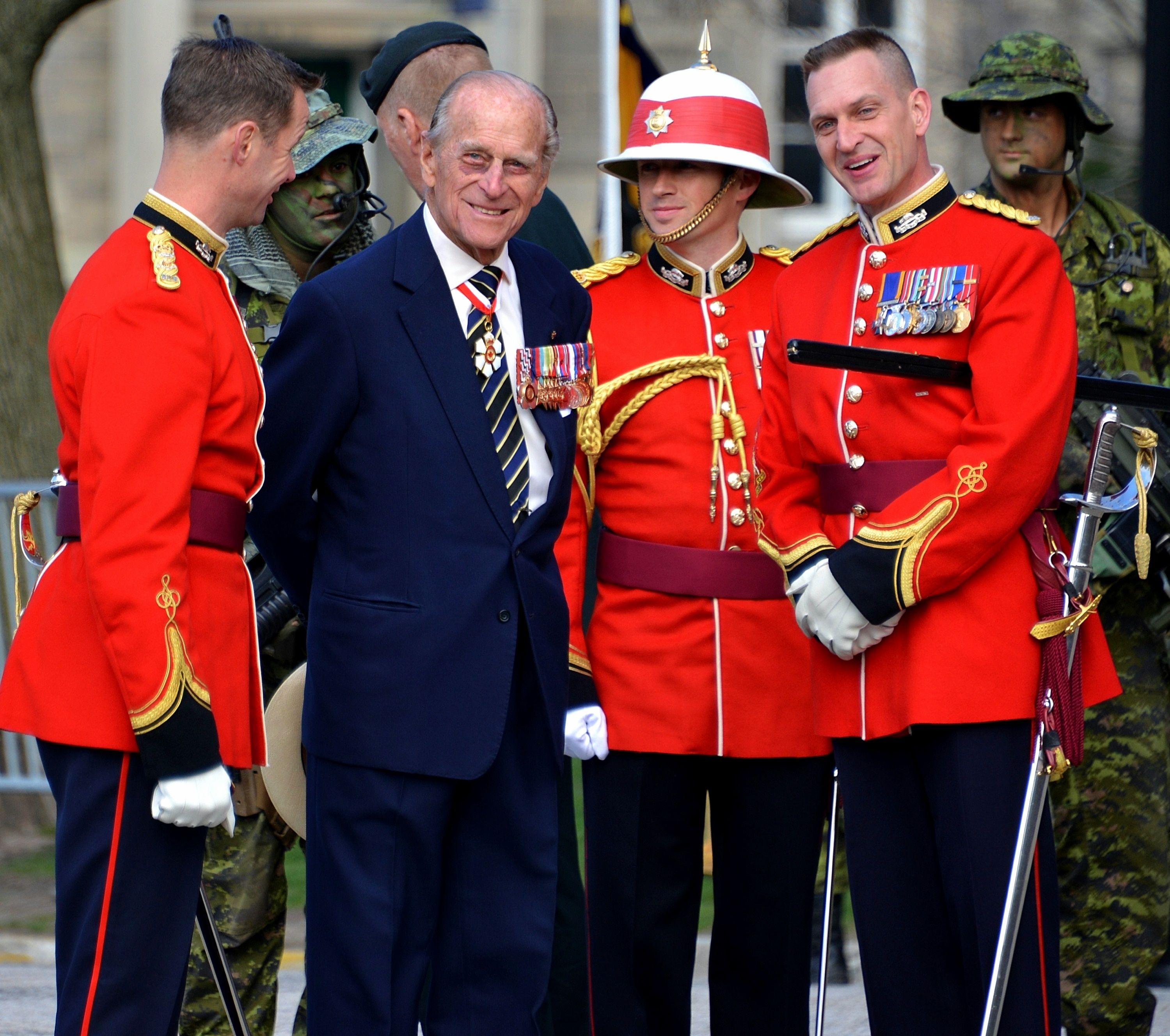 List of titles and honours of Prince Philip, Duke of Edinburgh ...