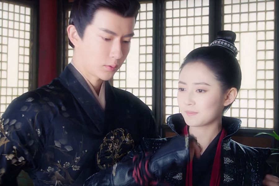 Watch: Alan Yu and Chen Yu Qi update teaser in drama