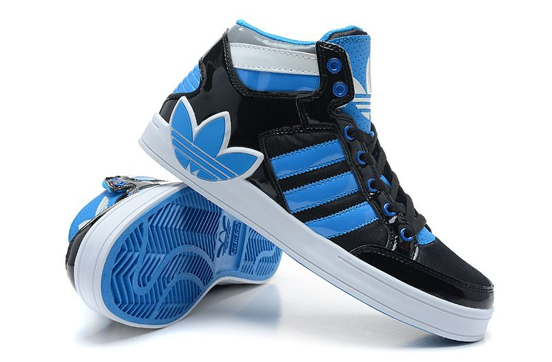 Adidas Shoes For Men Black And Blue