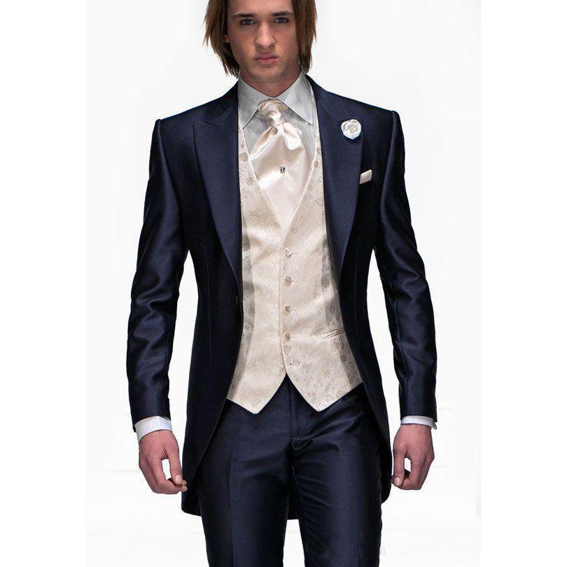 Cheap tuxedo blue, Buy Quality tuxedo dress directly from China ...