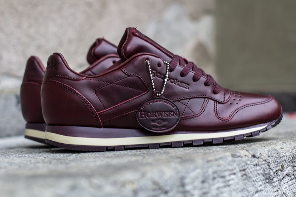 Reebok Classic Leather LUX 'Henna' (Horween)