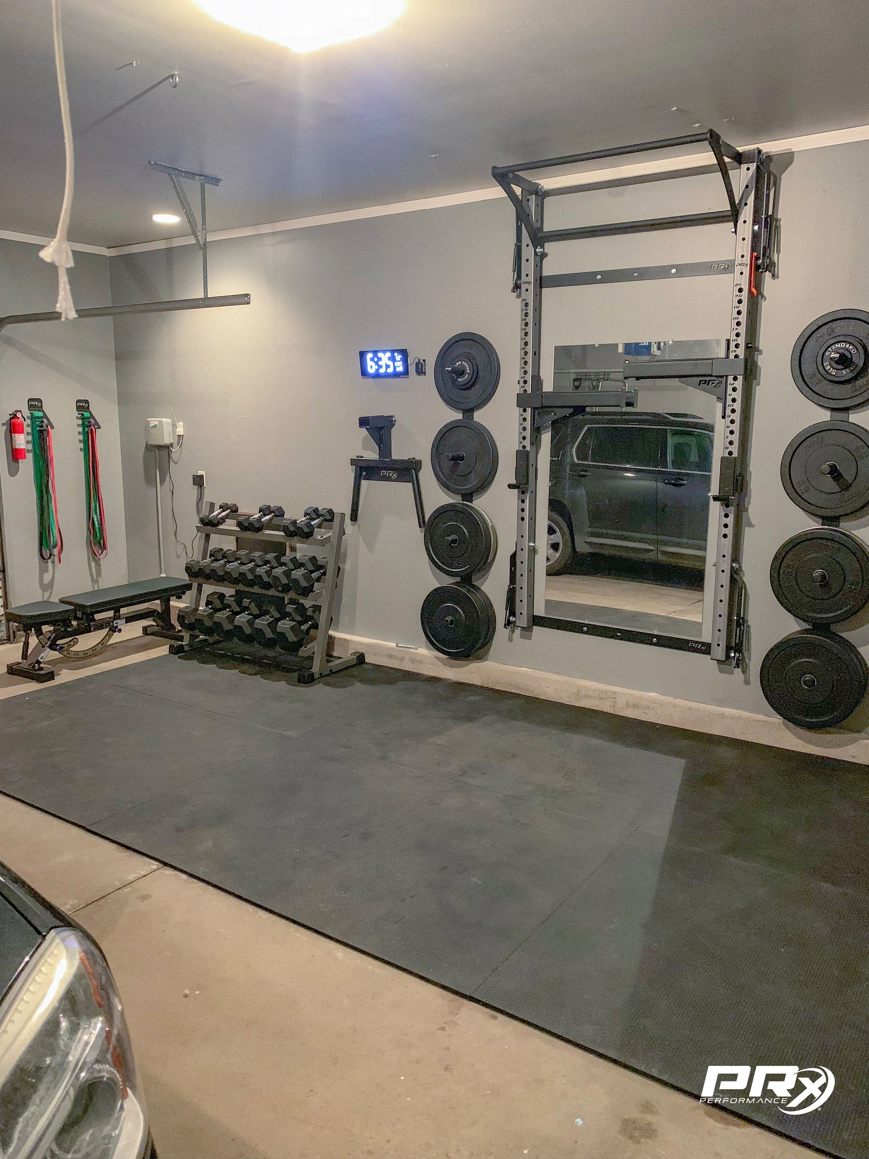 Workout Done Check Now Just Waiting For More Action Tomorrow Cardiofunny Diy Home Gym At Home Gym Home Gym Garage
