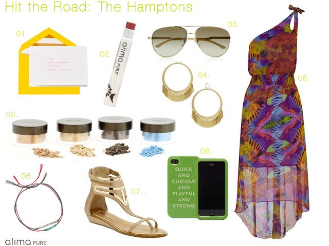 Hit the Road with Alima Pure: The Hamptons