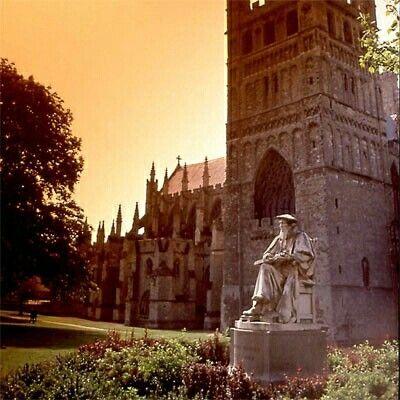 Catedral de Exeter.Inglaterra.