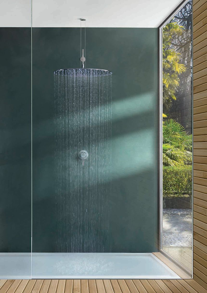 Best Rain Shower Heads For Modern Eco Friendly Bathrooms Rain - Eco home designs