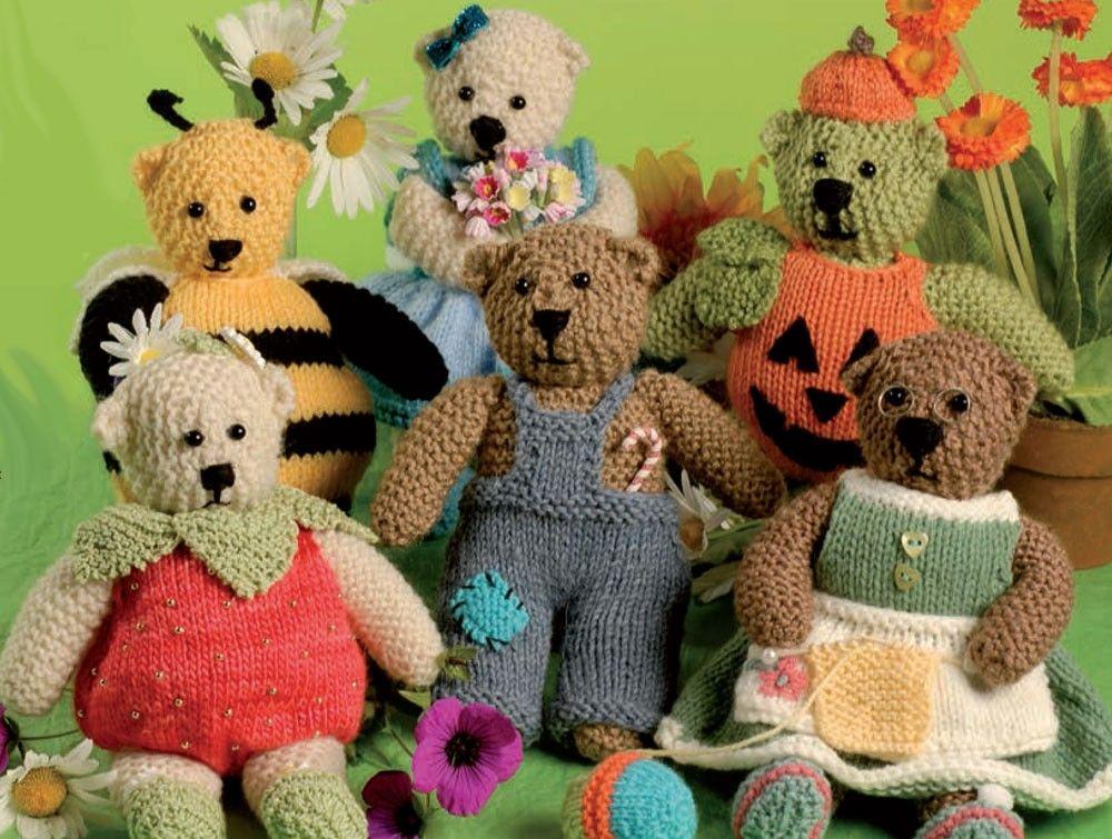 Teddy Bear Patterns: Our Top 10 | Teddy bear patterns, Teddy bear ...