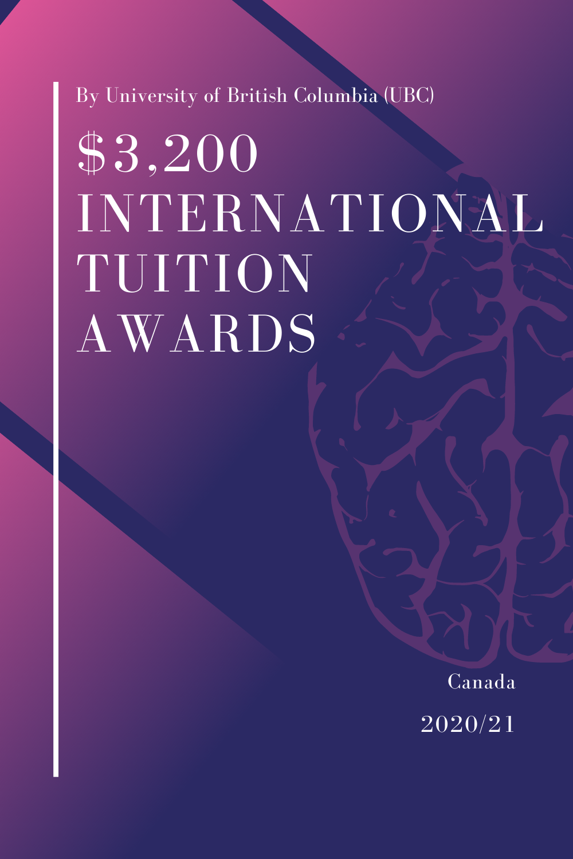 Full Ride Canadian University Scholarships For International Students 2021