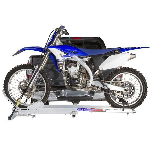 Tilt A Rack Aluminum Tilting Motorcycle Carriers 400 Lb 600 Lb