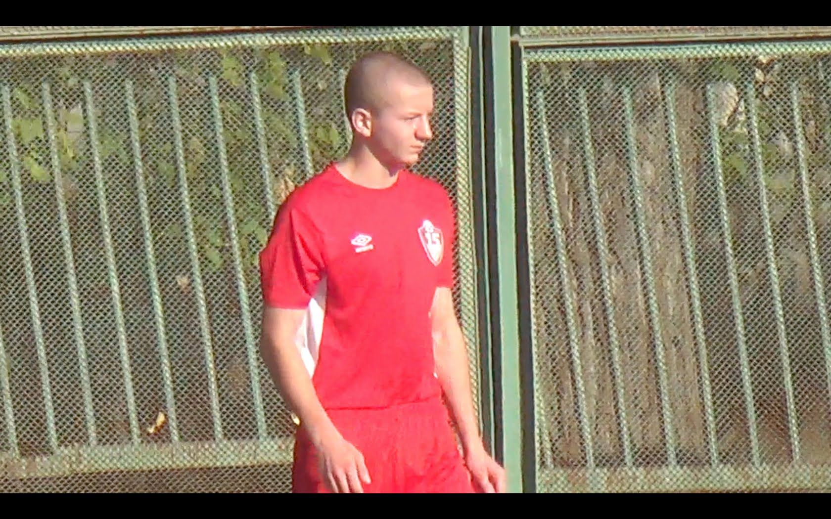 Goal by Maksym Zinatullin to FC Dynamo Kyiv. assist by Oleksiy Bryzhenko