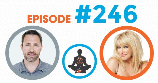 That's right! Suzanne Somers comes on Bulletproof Radio today. We get into her experience with toxic mold, why estrogen is killing women, and c-section myths. Enjoy the show!