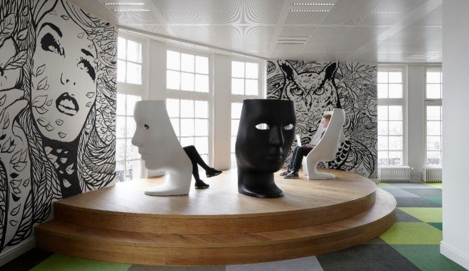 creative office interiors. Interiors Creative Office R