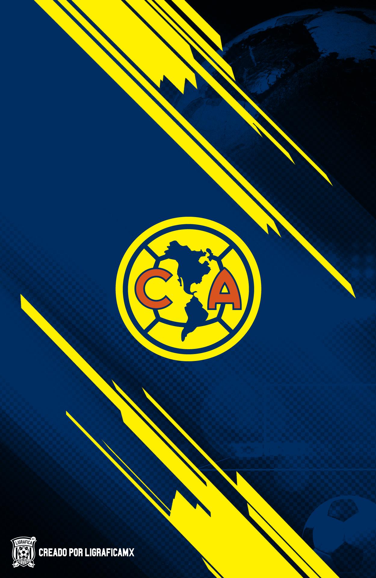 Club Am 233 Rica Ligraficamx Dise 241 Os Ligraficamx