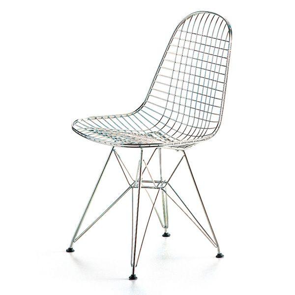 Miniatur Dkr Wire Chair Charles Ray Eames 1950 230 Drahtstuhl Eames Stuhl Klassiker
