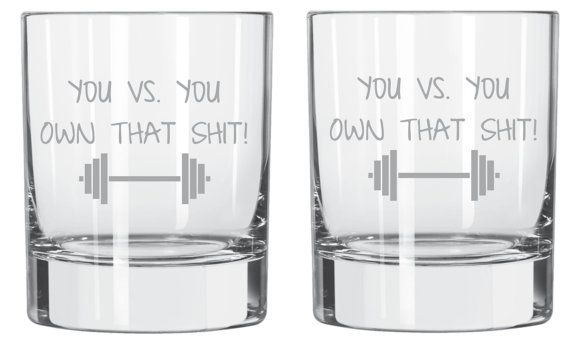 You Vs. You Own That FREE Personalization Wine by WulfCreekDesigns