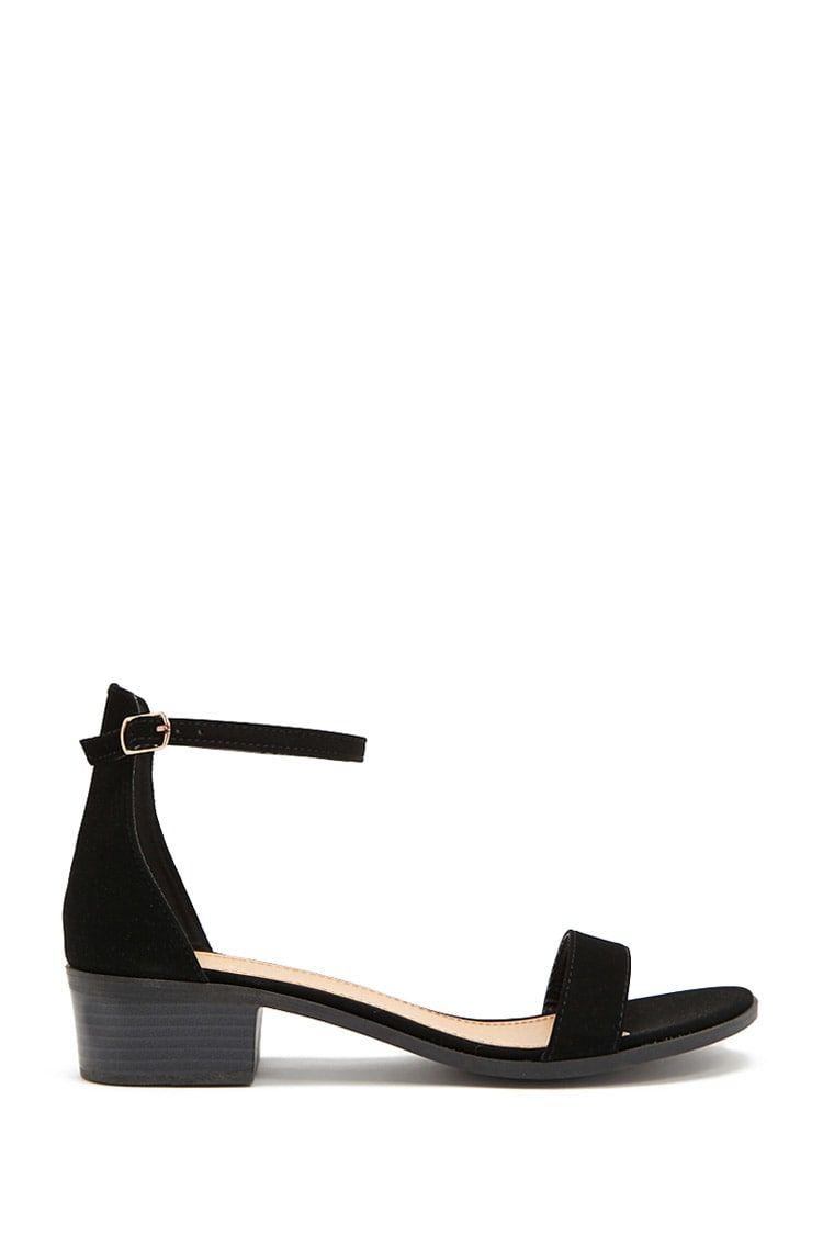 1f177b61397 Qupid Block Heel Sandals   Fashion   Shoes, Block heels, Heels