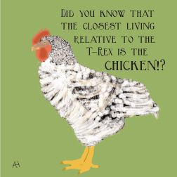 chicken fact lunch note | lunch notes from my website | Pinterest ...