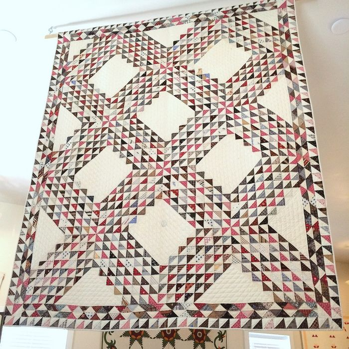 Antique Pioneer Quilts | Blog, Ocean waves and Antique quilts : ocean waves quilt guild - Adamdwight.com