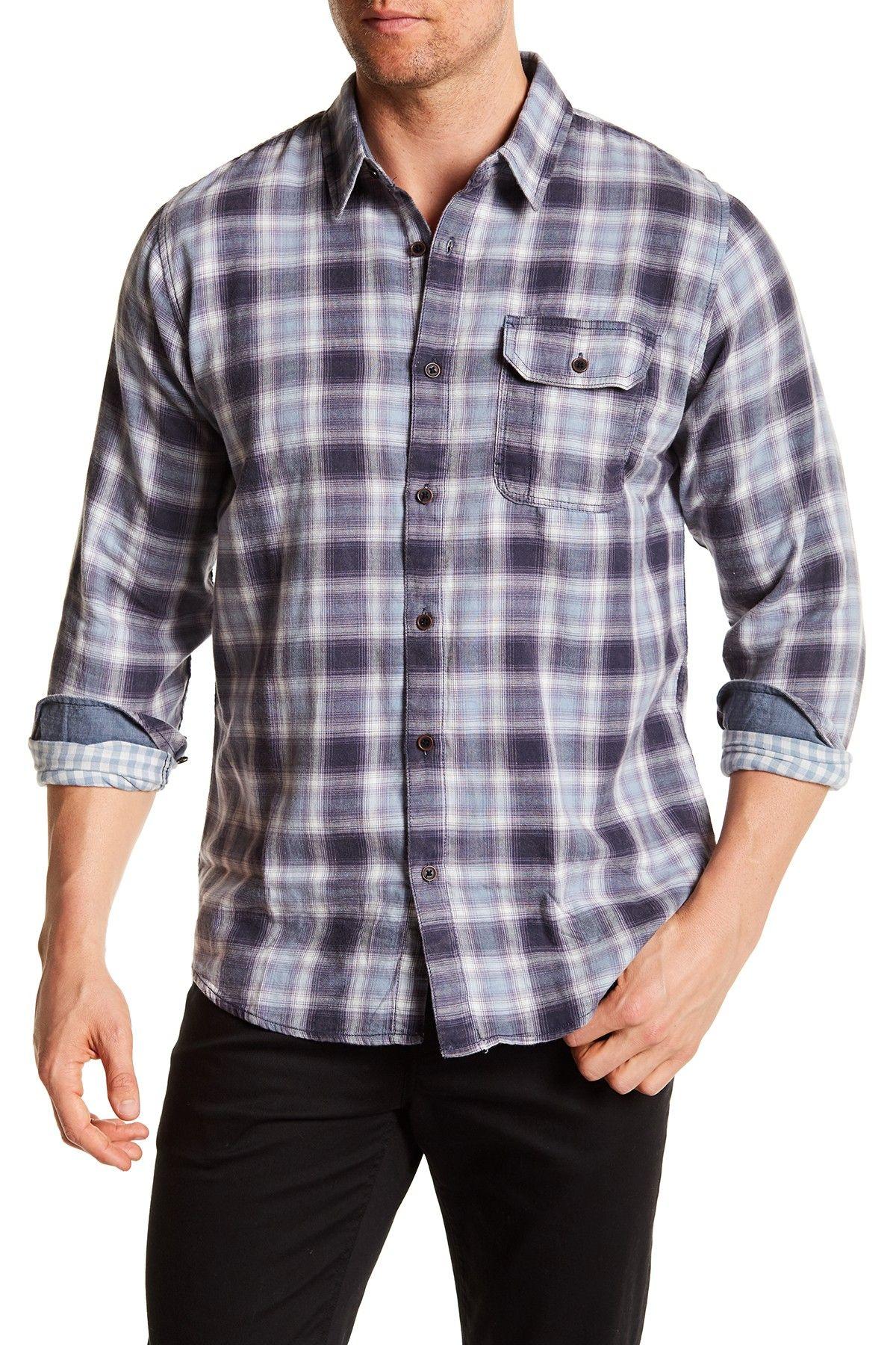 Flannel shirt ideas  PX Terrance Regular Fit Washed Flannel Shirt  Menus Fashion Dressy