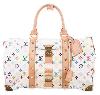 cc4772a9563 Multicolore Keepall 45 in 2019 | Products | Louis vuitton murakami ...