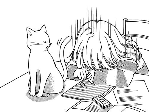 La Tarea 161 Que Lindo En 2019 Anime Dibujo Manga Y