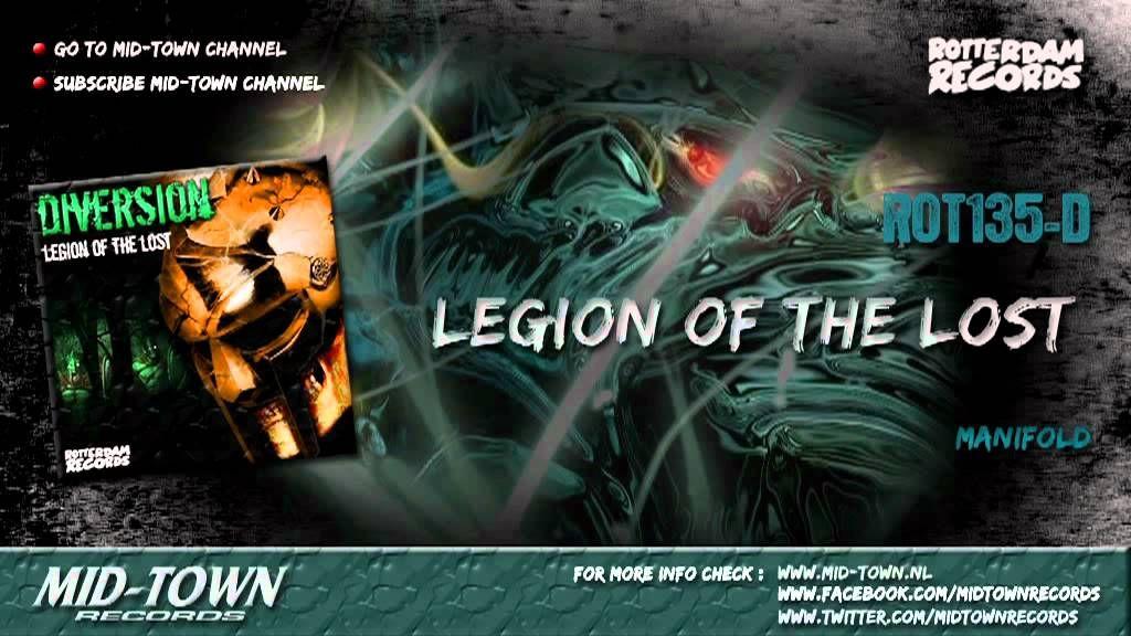 Legion Of The Lost - Manifold