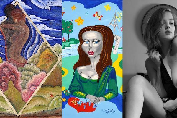 28 Künstler aus 5 Kontinenten zeigen Ihre Meisterwerke http://goo.gl/UkhGl7