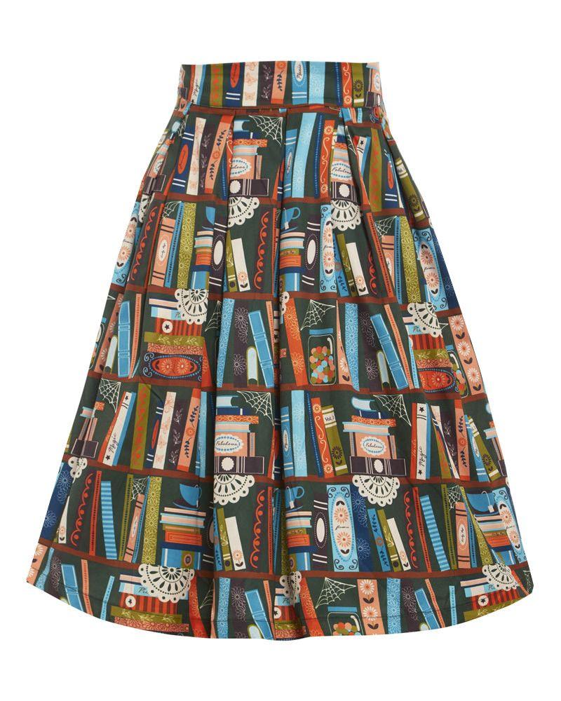 fashion styles super popular professional sale Lindy Bop book skirt | Swing skirt, Swing dress, Skirts