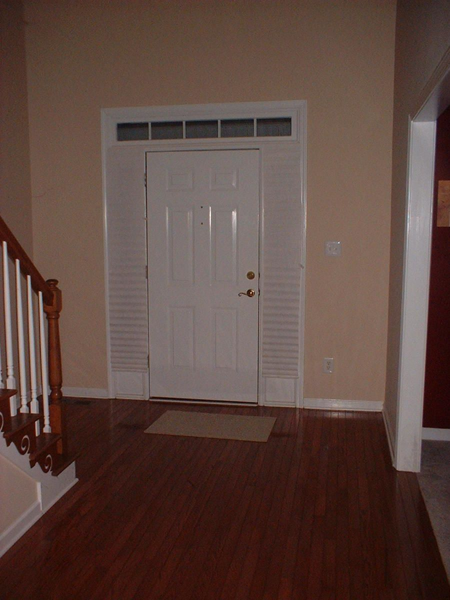 Foyer Paint Colors interior, simple foyer paint color ideas with admirable white wood