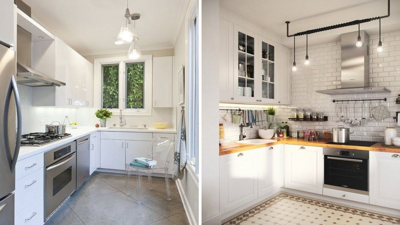 30 L Shaped Kitchen Design for Small Space   Kitchen ...