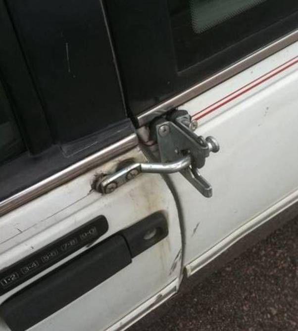 car door latch.  Latch Replaced The Broken Doorlatch On Her Car Throughout Car Door Latch