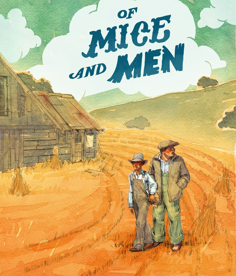 of mice and men book questions