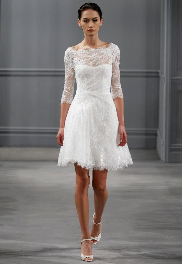 Short spring wedding dresses for simple bridal look wedding short spring wedding dresses for simple bridal look junglespirit Gallery