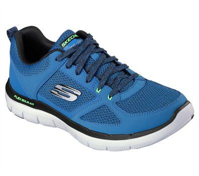 New Season, New Styles: Skechers 52180 BLLM   Find out more: http://marblearc.com/products/skechers-52180-bllm?utm_campaign=social_autopilot&utm_source=pin&utm_medium=pin