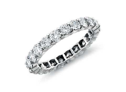 Top Ten Women's Wedding Rings | Blue Nile