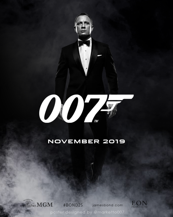 "jamesbondbrasil: ""BOND IS BACK "" 