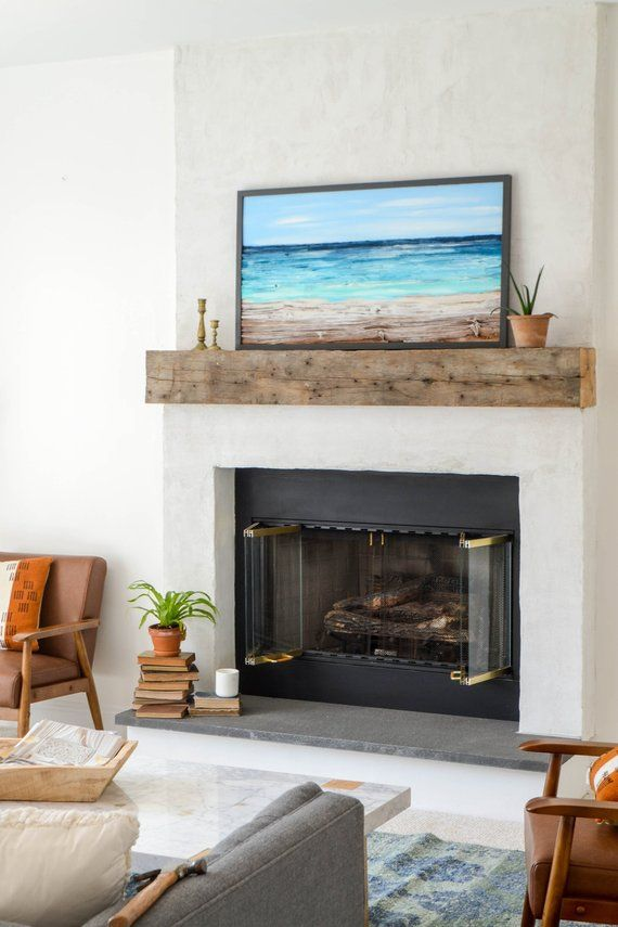 When You Order This Wood Painting Youre Not Just Getting An Amazing One Of A Kind Ocean Inspired Pa Beach House Decor Beach House Design Beach House Interior
