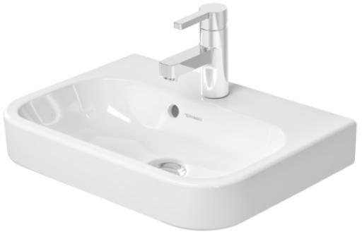 Happy D 2 Handwaschbecken Mobelhandwaschbecken 071050 Duravit Handwaschbecken Sieger Design Waschbecken