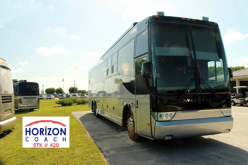 2002 Van Hool S2145 Bus ConversionBusesRvCoaches