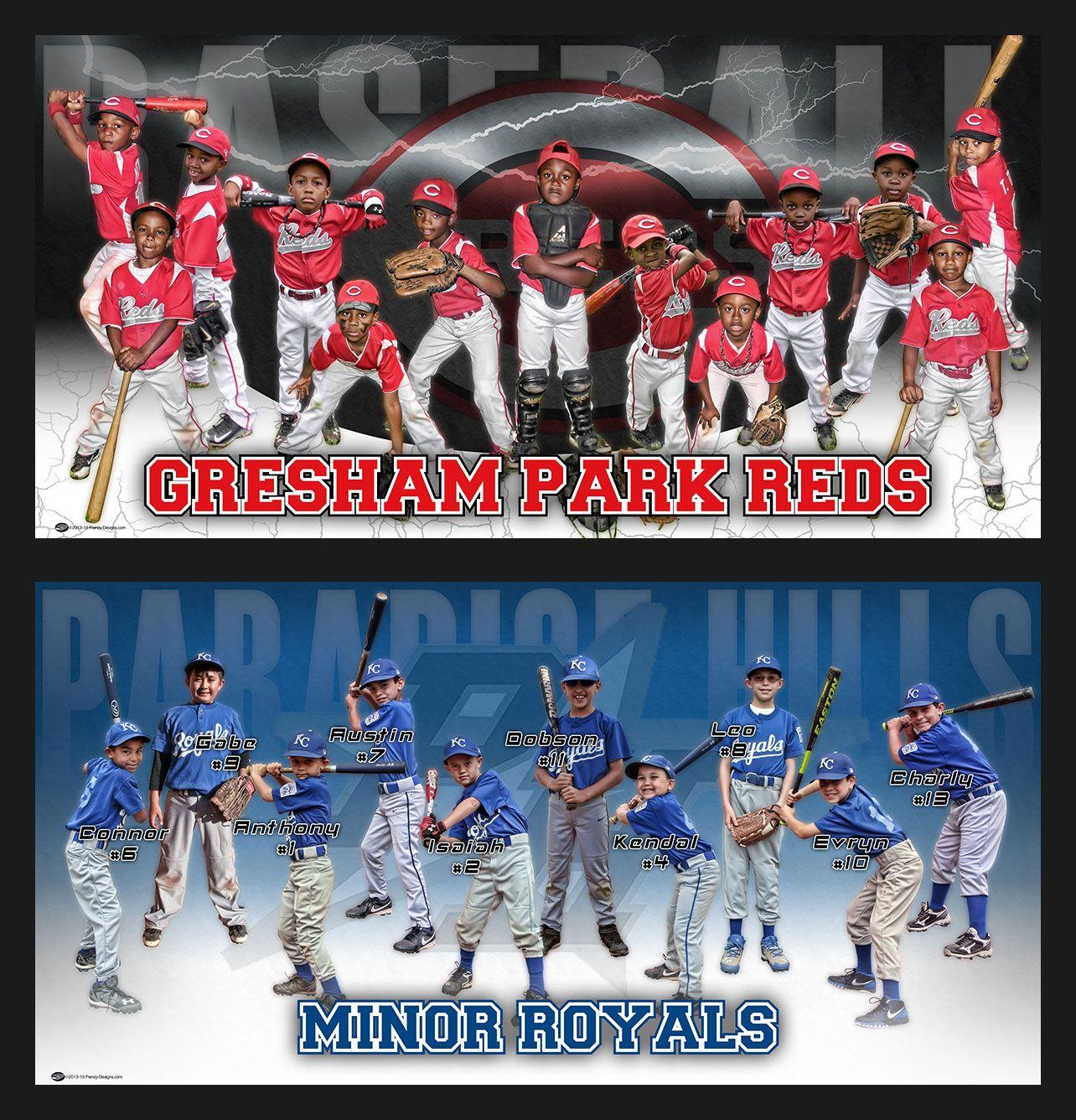 Custom All Stars Banners Frenzy Designs Baseball Team Pictures Baseball Senior Pictures Baseball Banner
