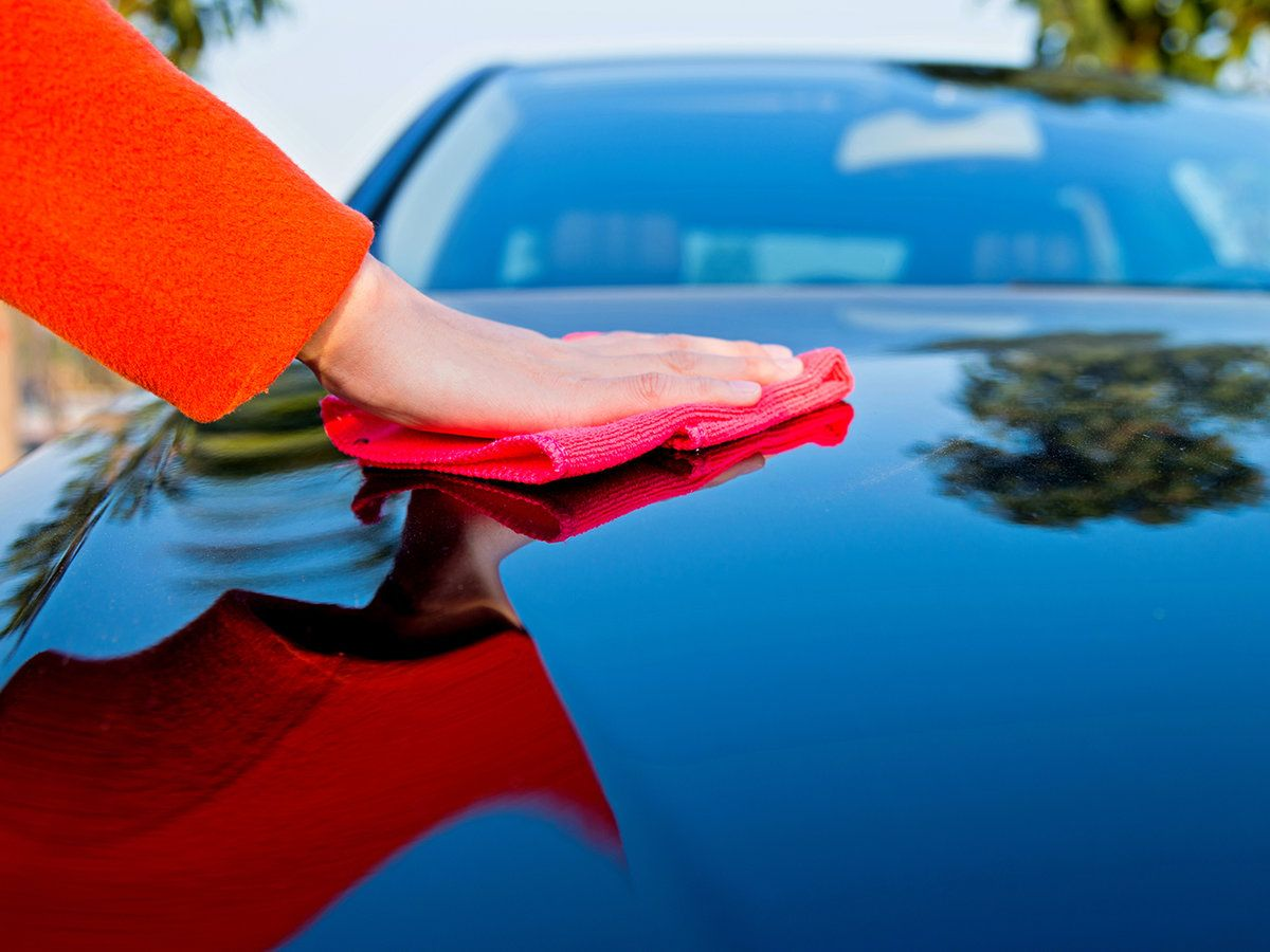 This Is the 1 Cleaning Mistake People Make Car cleaning