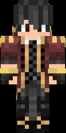Male Pirate Fancy Black Red Gold Black Mc Skins Minecraft Skins Minecraft Skins Male