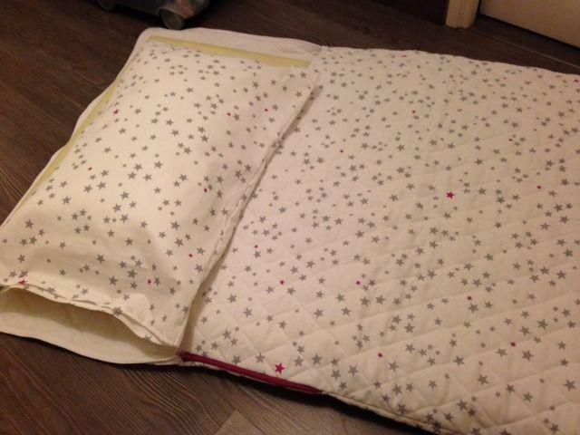 duvet sac de couchage id al pour la maternelle mode filles par tribely foinfoin duvet. Black Bedroom Furniture Sets. Home Design Ideas