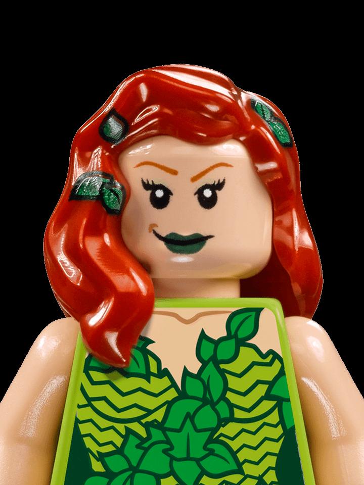 Hiedra Venenosa - Personajes - DC Comics Super Heroes LEGO