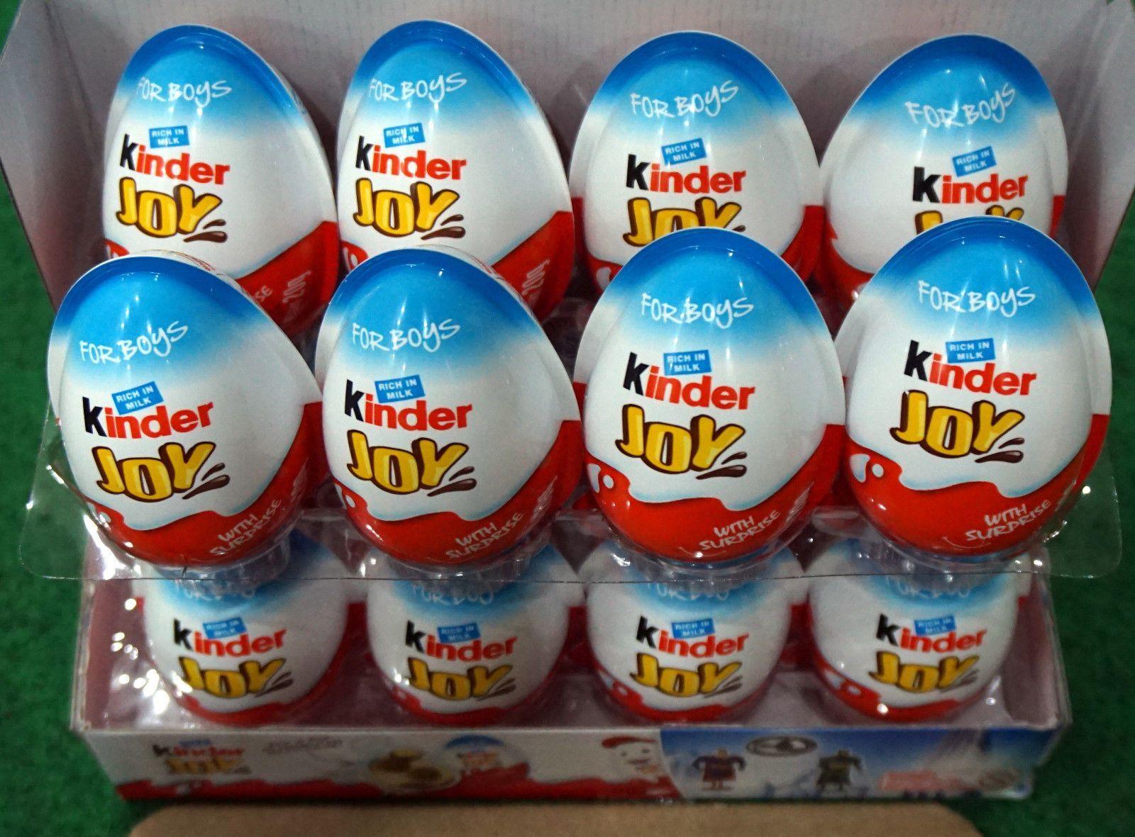 Kinder joy toys car  Box Of  Boys Speed Tuners Chocolate Kinderjoy Surprise Egg