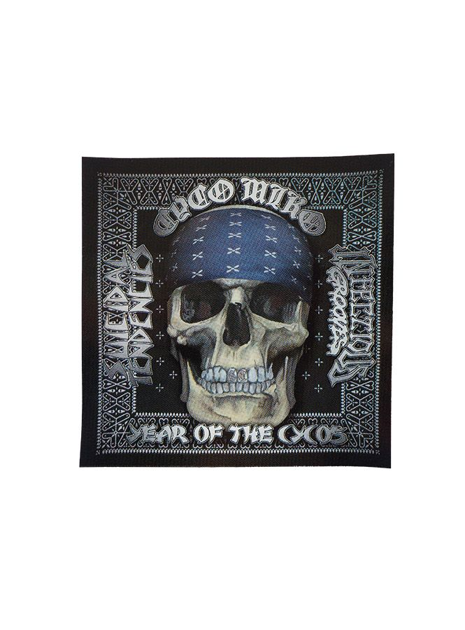 "Suicidal Tendencies Year of the Cycos Sticker.  Size: H 13 cm (5"") x W 13 cm (5"")  Free Shipping to anywhere in Australia."